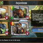 Defenders Menu