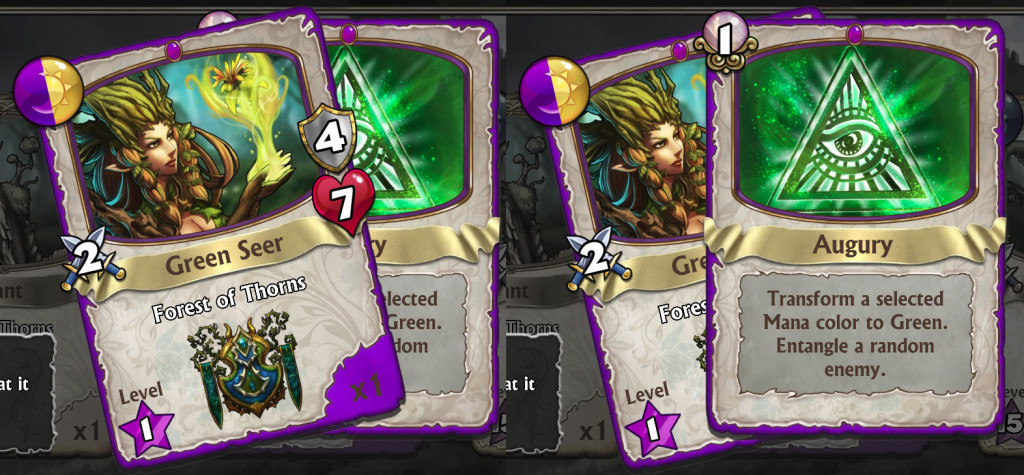 Green Seer Preview