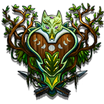 Maugrim Woods Shield