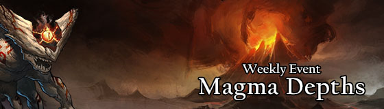 Magma Depths