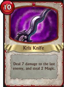 Kris Knife