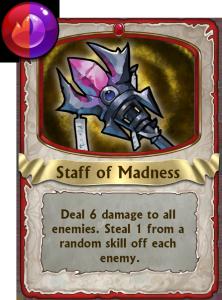 Staff of Madness