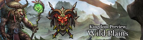 Wild Plains Kingdom Preview