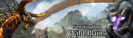 Wild Plains Launch