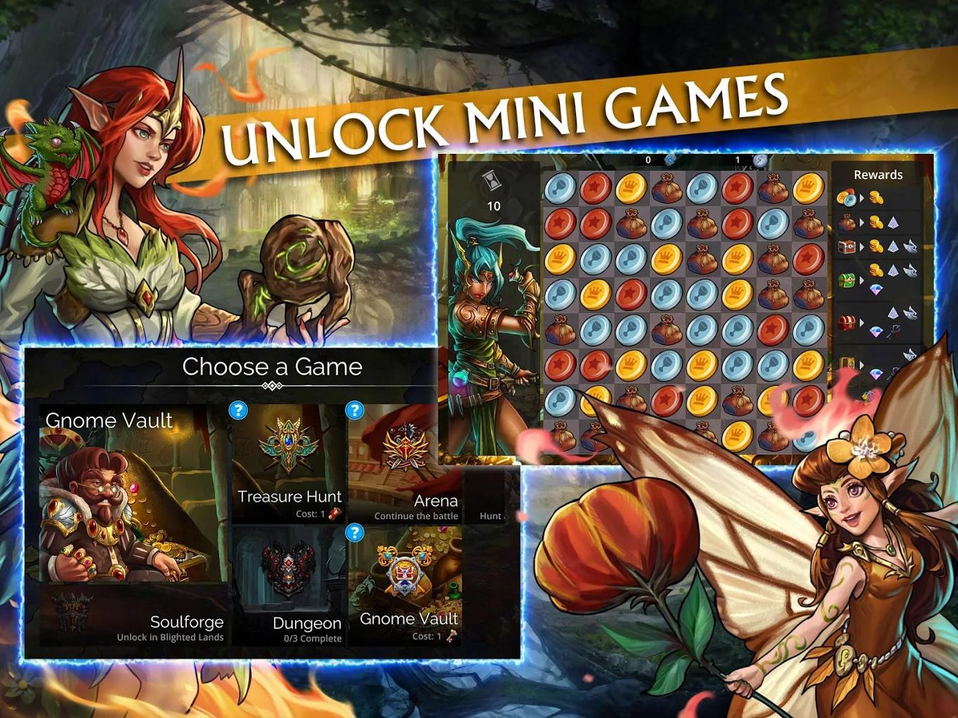 Gems of War | GAME INFO